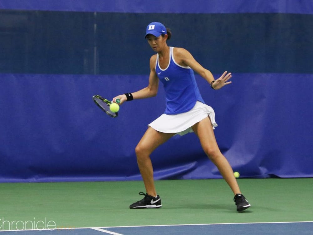 No. 20 Meible Chi is currently the first alternate for the main draw at next week's ITA All-American