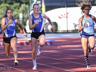 Maddy Price and Sydnei Murphy have etched their names into Duke's record books in the 200 meters and the long jump, respectively.