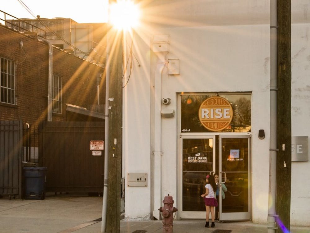 The bakery Rise was selected as the eatery with the Best Biscuit in the Triangle two years in a row and recently opened a new location in downtown Durham.
