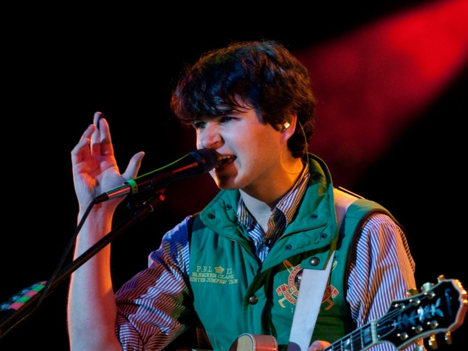 """Vampire Weekend made its much-anticipated return May 3 with the sprawling """"Father of the Bride."""""""