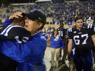 Despite last week's win against Miami, columnist Danielle Lazarus writes that Duke's successes are too widespread to call this a football school or a basketball school.