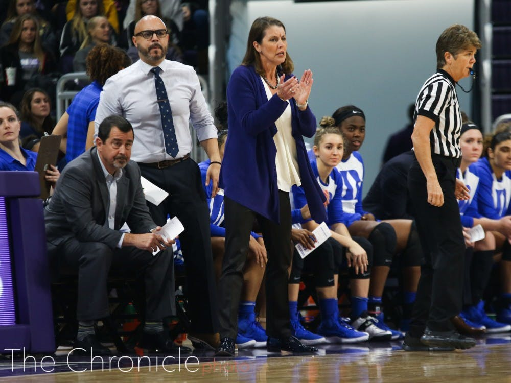 Coach McCallie and her squad now have their upcoming slate set in stone.