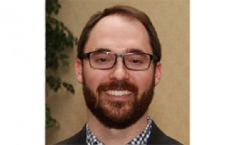 Nicholas Heaton, assistant professor of molecular genetics and microbiology in the School of Medicine.