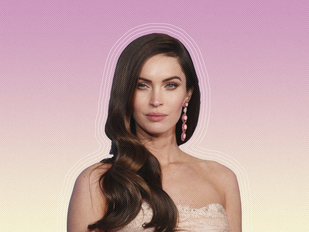 <p>Megan Fox is known as a brunette bombshell, but she has always striven to be seen as more than just a pretty face.</p>