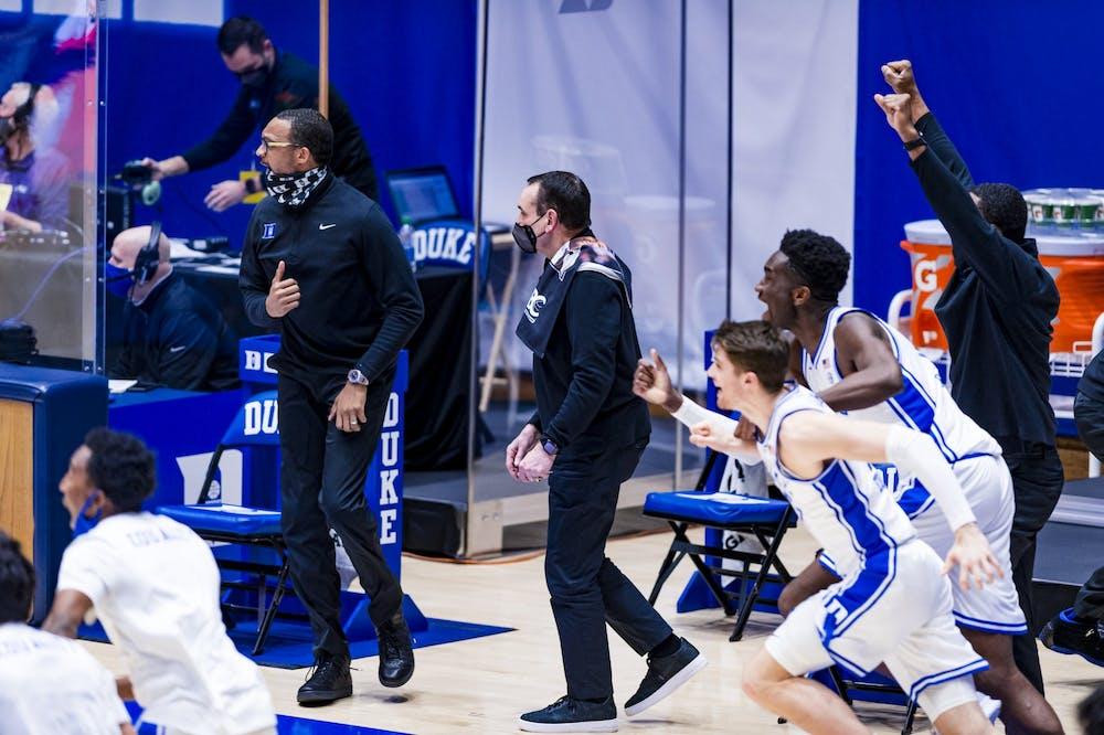 DEJA-HOOS: Duke men's basketball upsets No. 7 Virginia to keep NCAA tournament hopes alive - Duke Chronicle