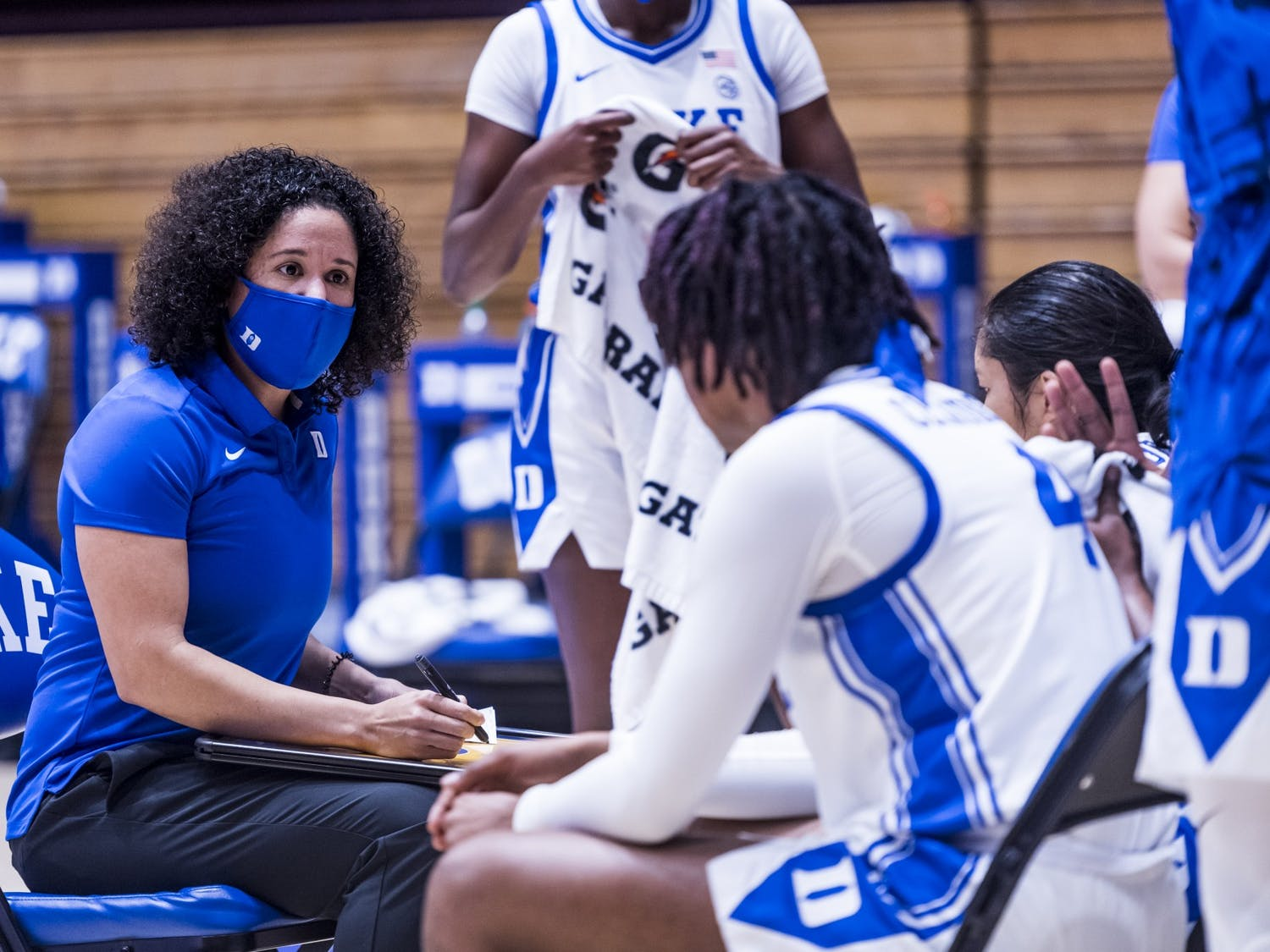 Lawson's wide range of experiences will serve her well as she prepares for her first season as a head coach.