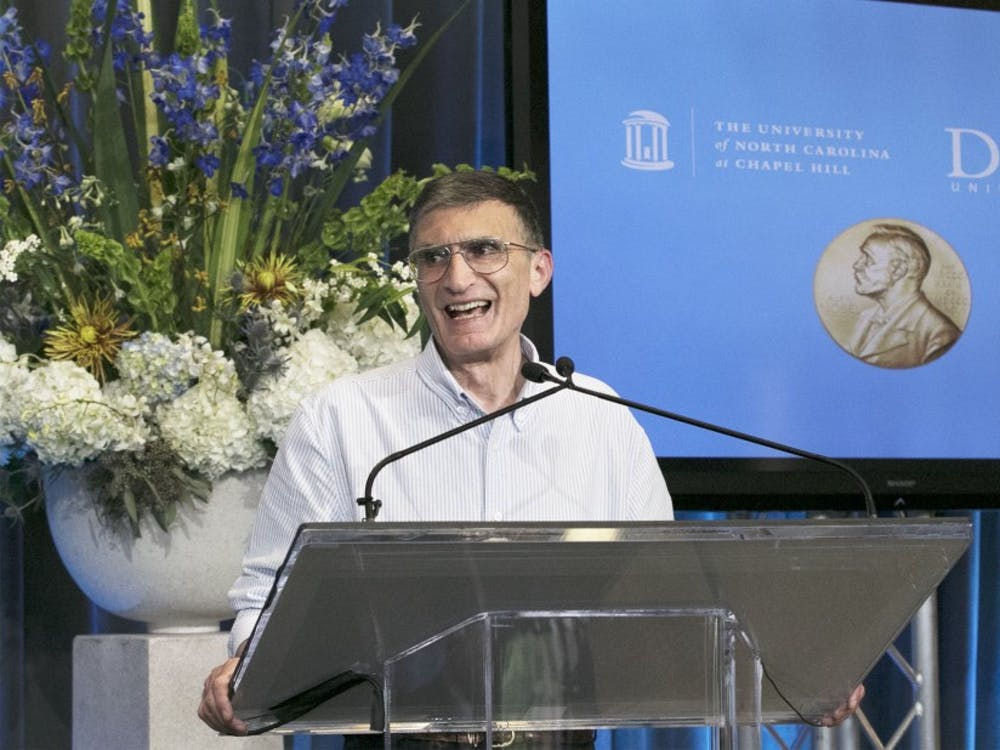 Robert Lefkowitz won the Nobel Prize in chemistry in  October 2012.