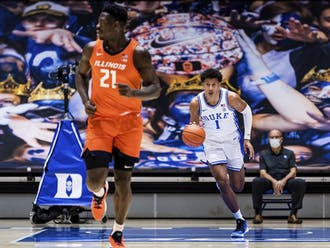 Duke will be without Johnson's talents for the foreseeable future.