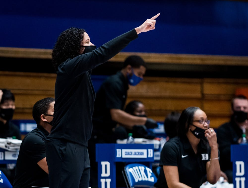 Head coach Kara Lawson continues to show her prowess on the recruiting trail.