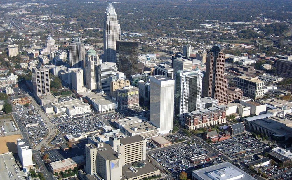 <p>Charlotte was named the third best place in the U.S. to start a small business.</p>