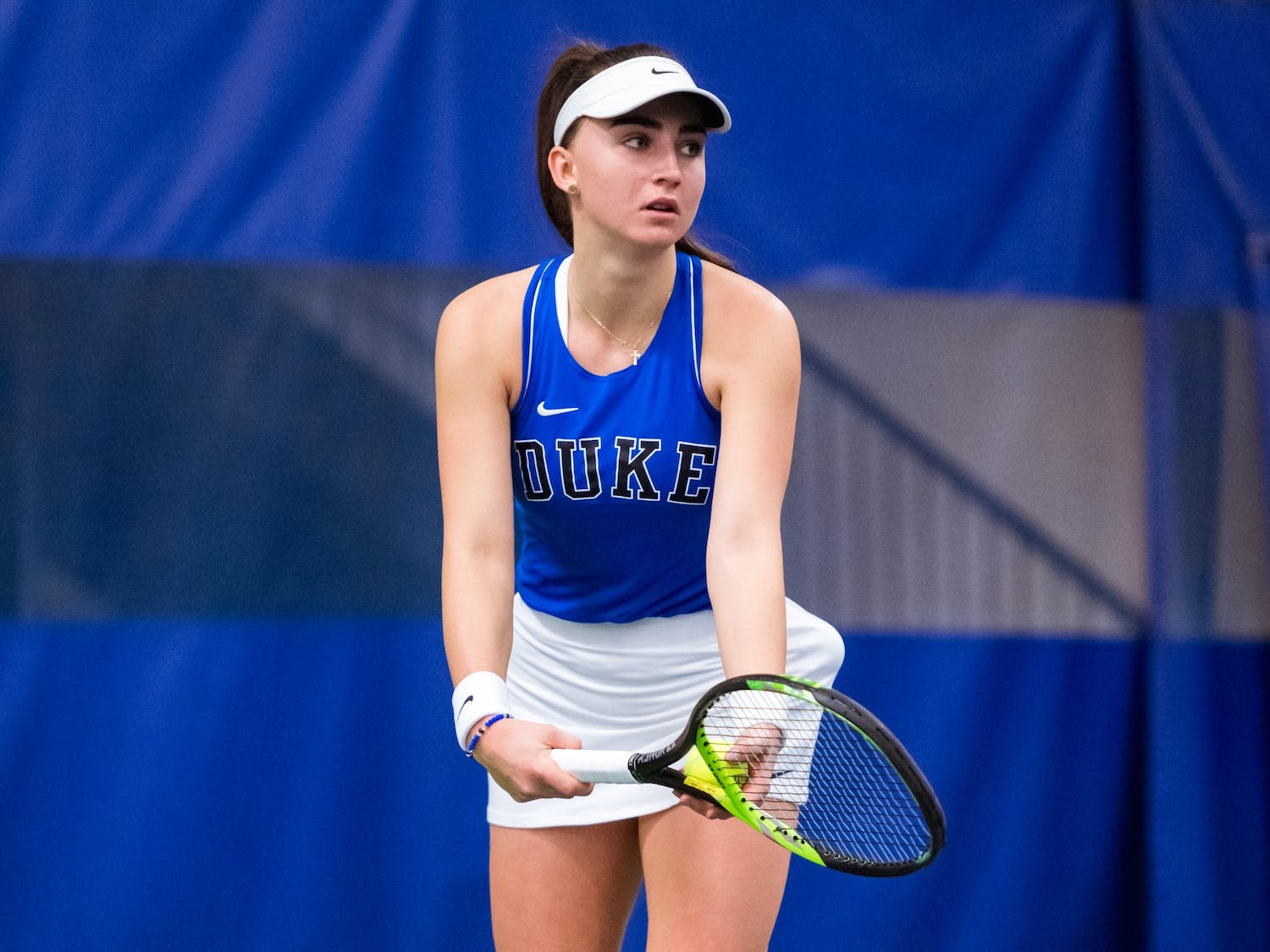 Karolina Berankova enters the season ranked as the No. 6 freshman in the country by the ITA.