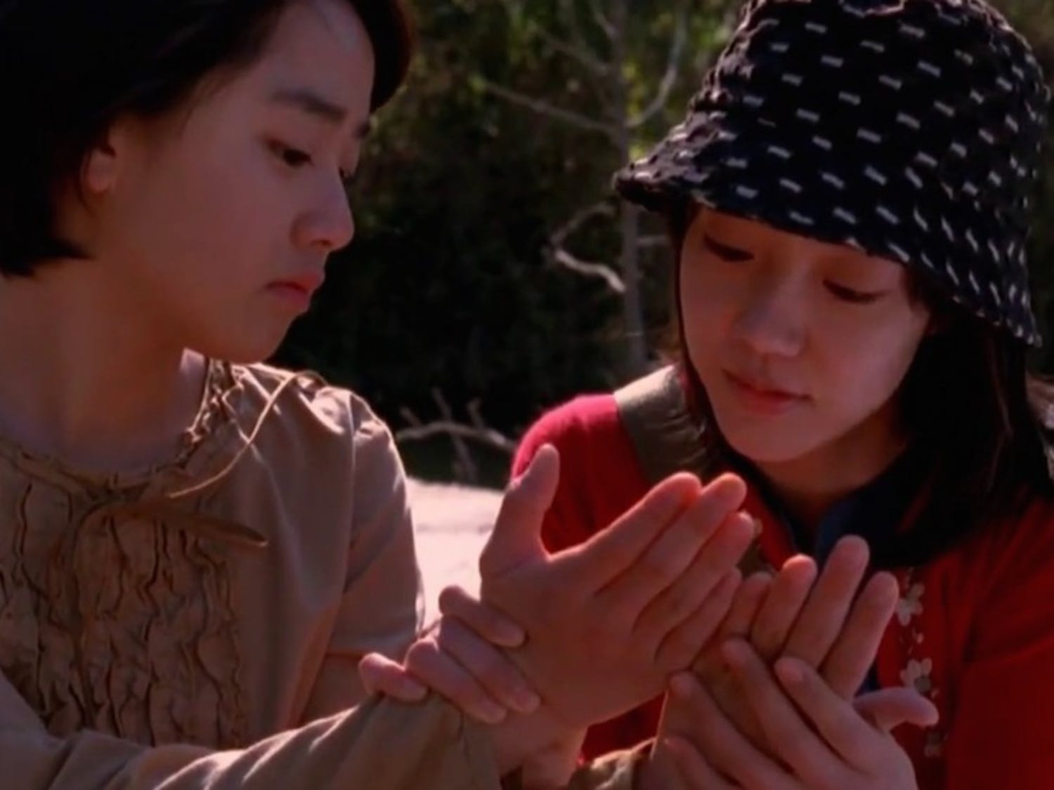 """The Duke Asian/Pacific Studies Institute (APSI) screened """"A Tale of Two Sisters"""" Oct. 28."""