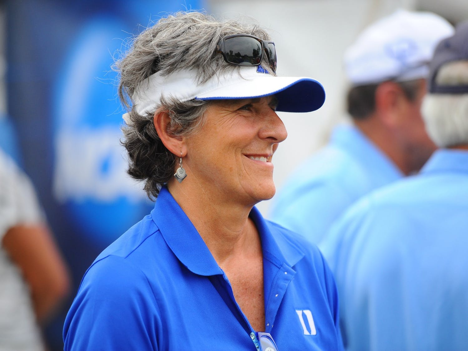 Silar has worked within Duke Athletics during six different decades.