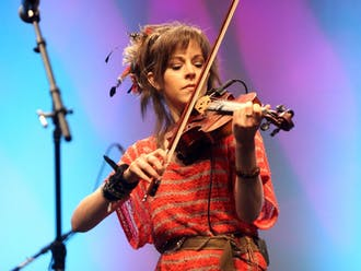 ViolinistLindsey Stirling known for embracing EDM stylingsinto her musicwill be performing at the DPAC July 18.