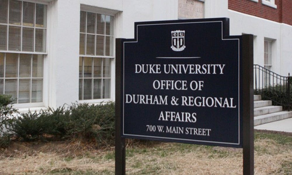 Durham leaders have expressed frustration with budget cuts that have forced the Office of Durham and Regional Affairs to lay off two employees.