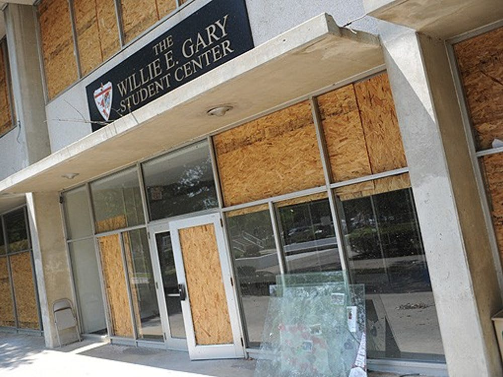 A tornado that struck the Shaw University campus April 16 destroyed much of the school's infrastructure, causing the university to cancel classes for the remainder of the semester.