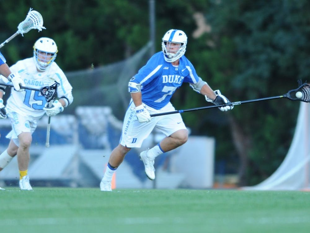 Cade Van Raaphorst has been one of the anchors for a Duke defense that has limited its opponents to just five second-half goals in the last two games.