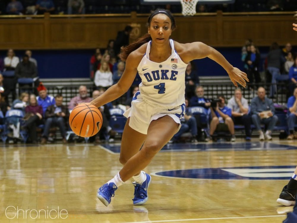 Lexie Brown scored all 14 of her points Sunday in the second half.