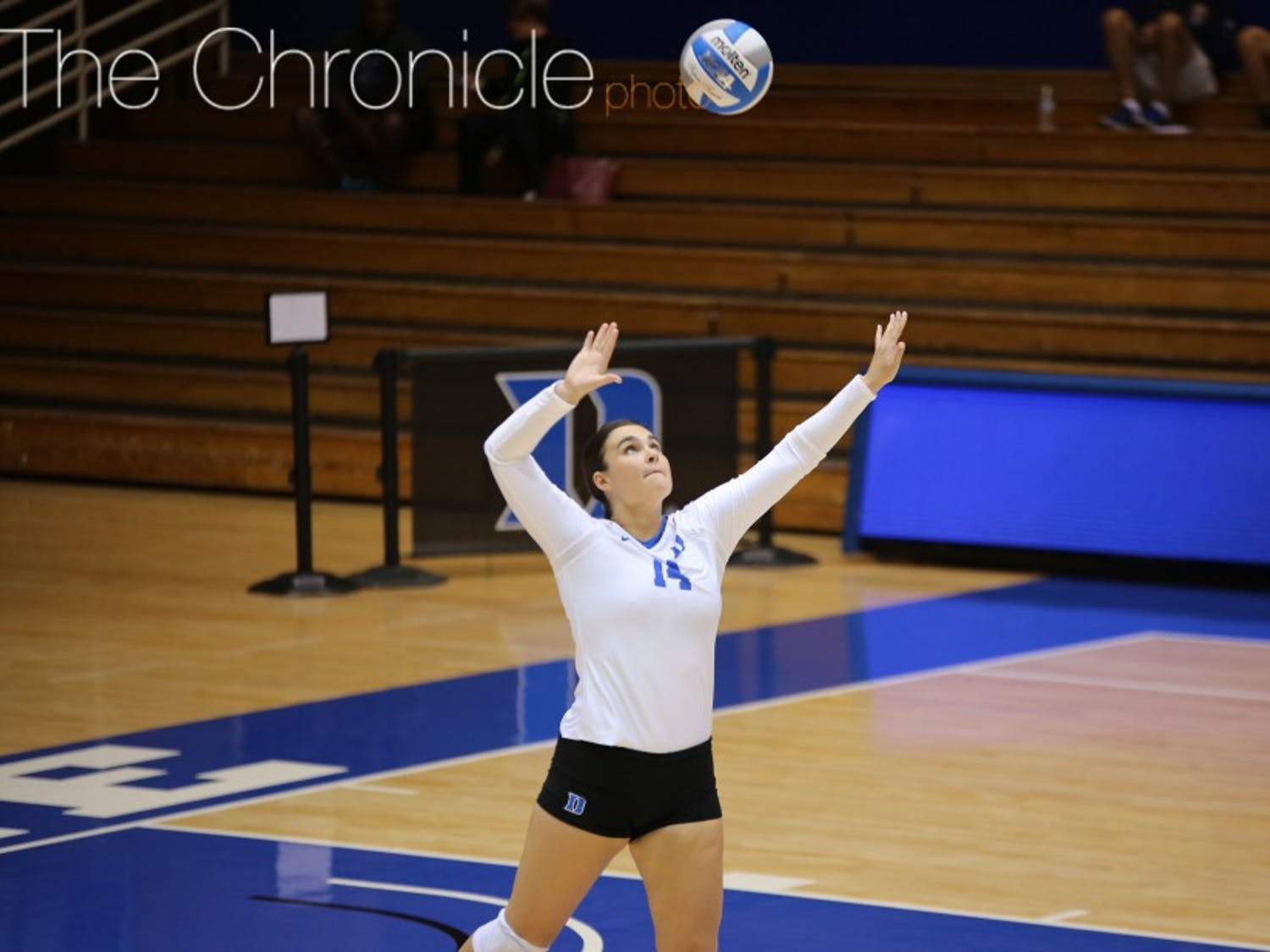 Chloe DiPasquale and Duke's defensive specialists have picked up their level of play recently as the Blue Devils have won five of six.