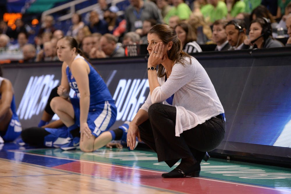 <p>Head coach Joanne P. McCallie's squad watched its season derailed by injuries, but nearly all the key pieces from this year's roster will return to Durham next season.</p>
