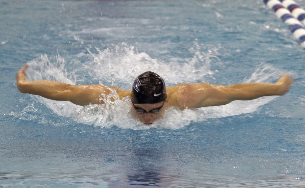 <p>The Blue Devils will host the Panthers in their first meet of the year Saturday, helping raise money to fight cancer in the process.</p>