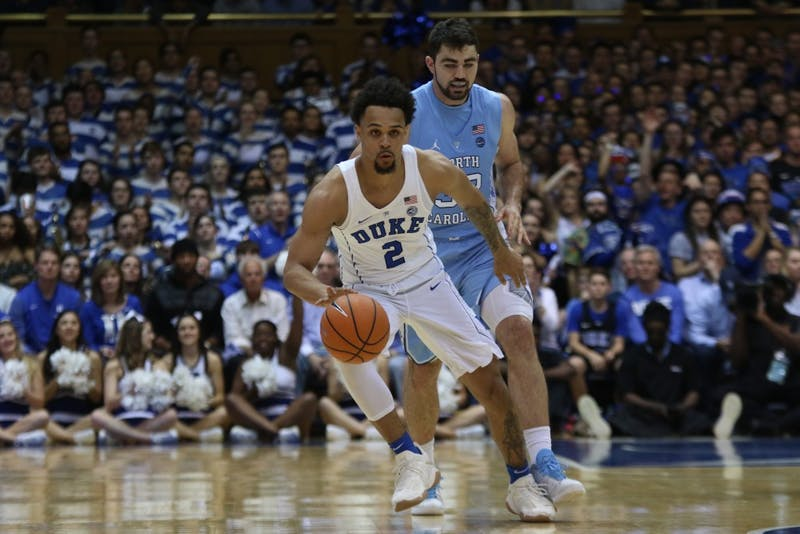 Duke will need Trent to get back on track in the ACC tournament.