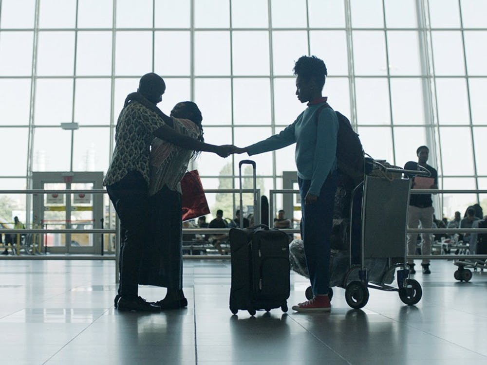 "Ekwa Msangi's feature film, ""Farewell Amor,"" premiered at Sundance Film Festival Jan. 25."