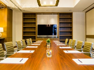 The JB Duke Hotel provides multiple meeting rooms for various conferences and business meetings.