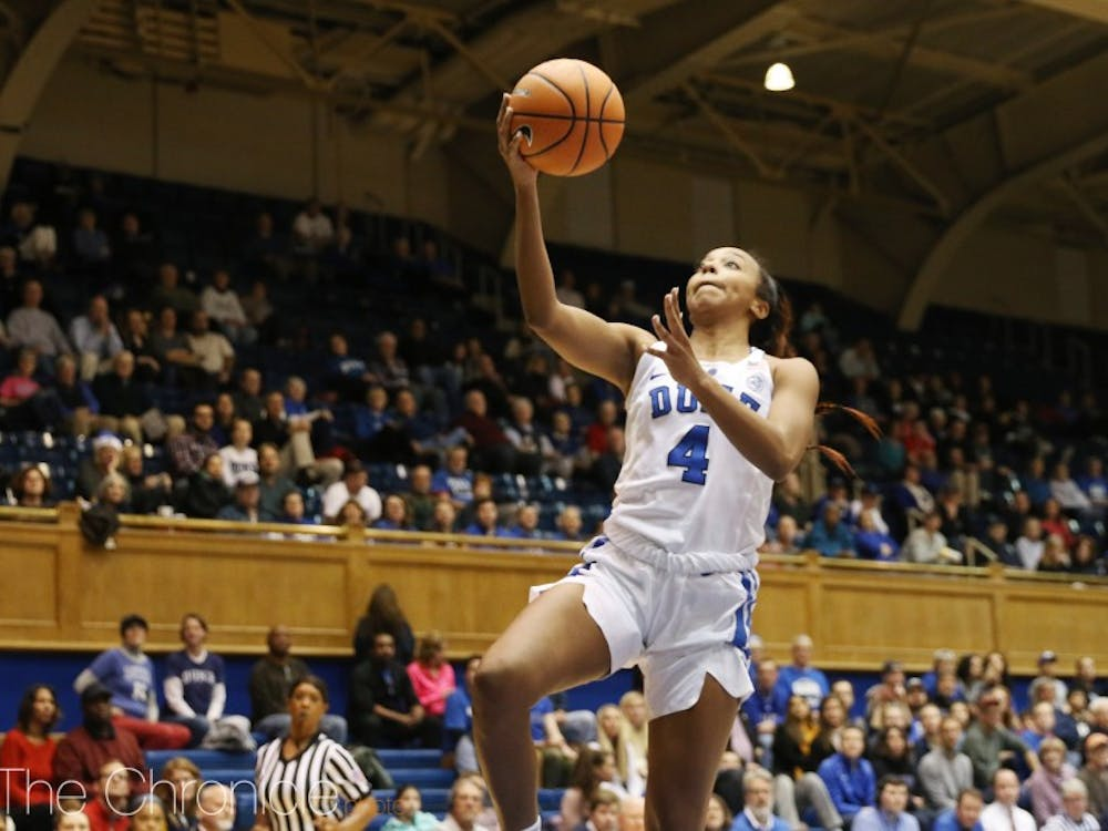 Lexie Brown has not had some of her backcourt teammates to ease the burden on her for the last month.