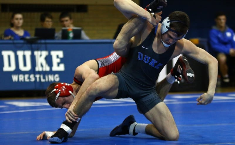 Mitch Finesilver notched his second straight title in his weight class at the Keystone Classic.