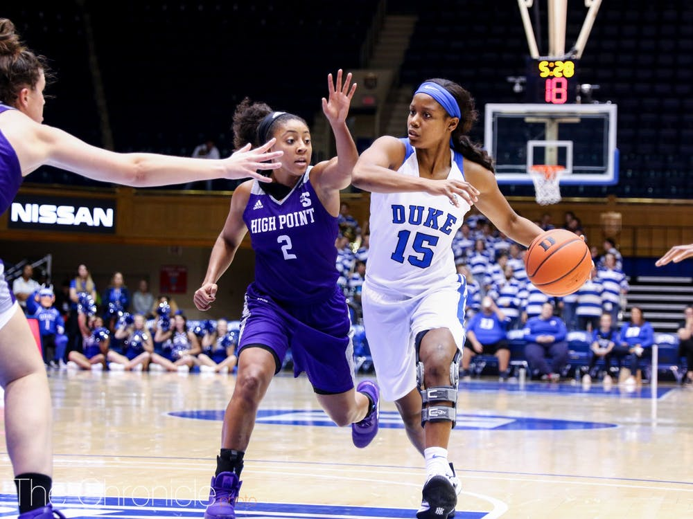 <p>Kyra Lambert provided an encouraging performance in her return from an ACL tear.</p>