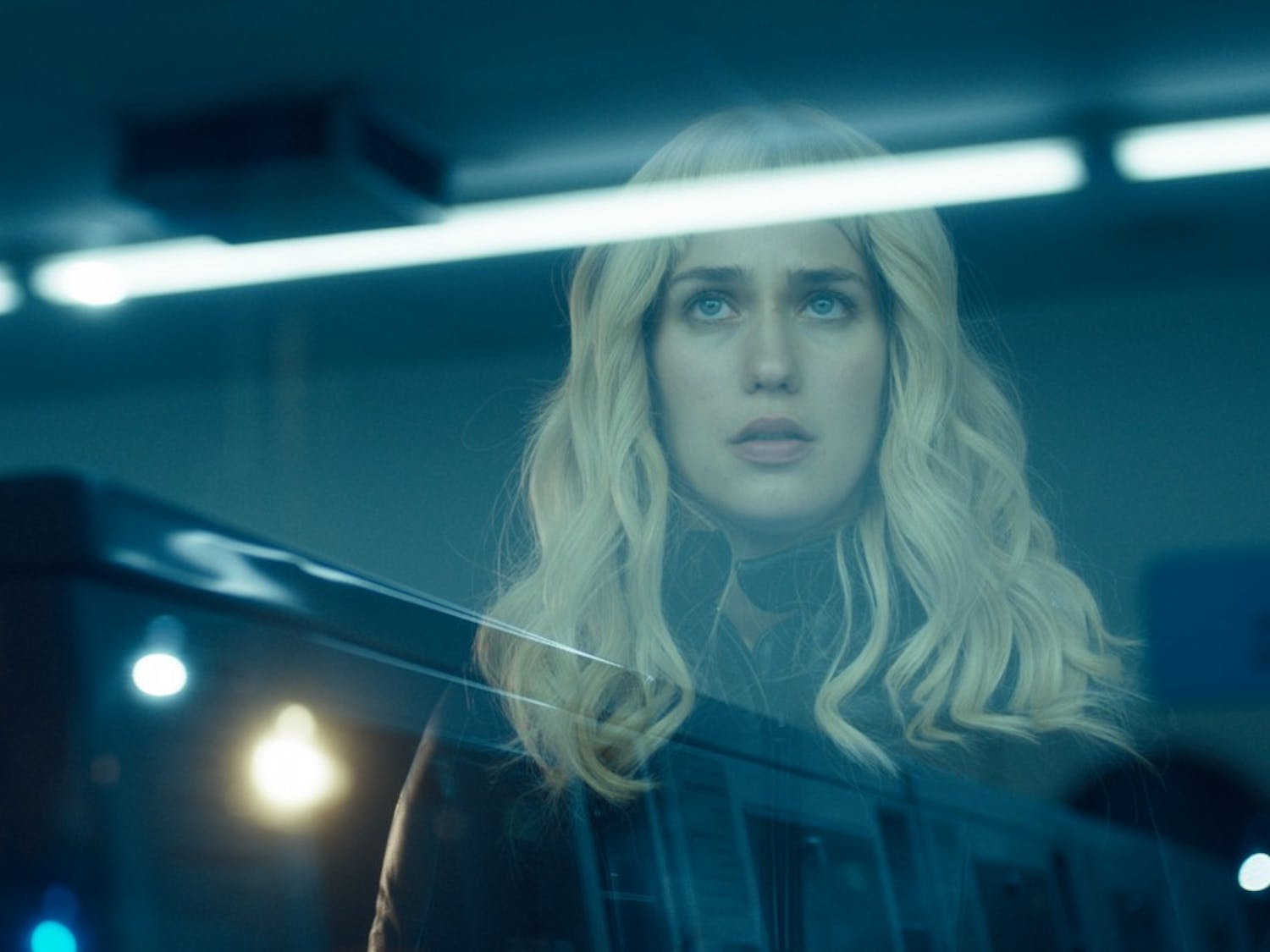 """Gemini"" has a promising opening scene, but then delves into issues with plot and tone."