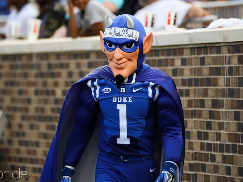 There is a lot of excitement surrounding the Duke football team right now.