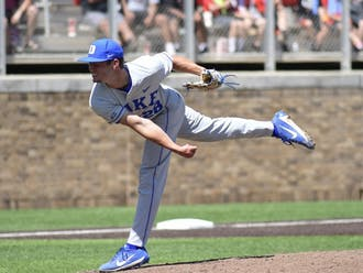 Bryce Jarvis led a talented Duke pitching staff this year.