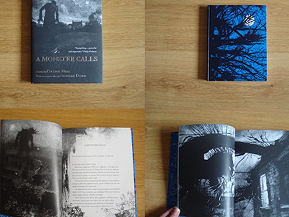 """""""A Monster Calls"""" appeals to all ages in its commentary on coping with diseases like cancer."""