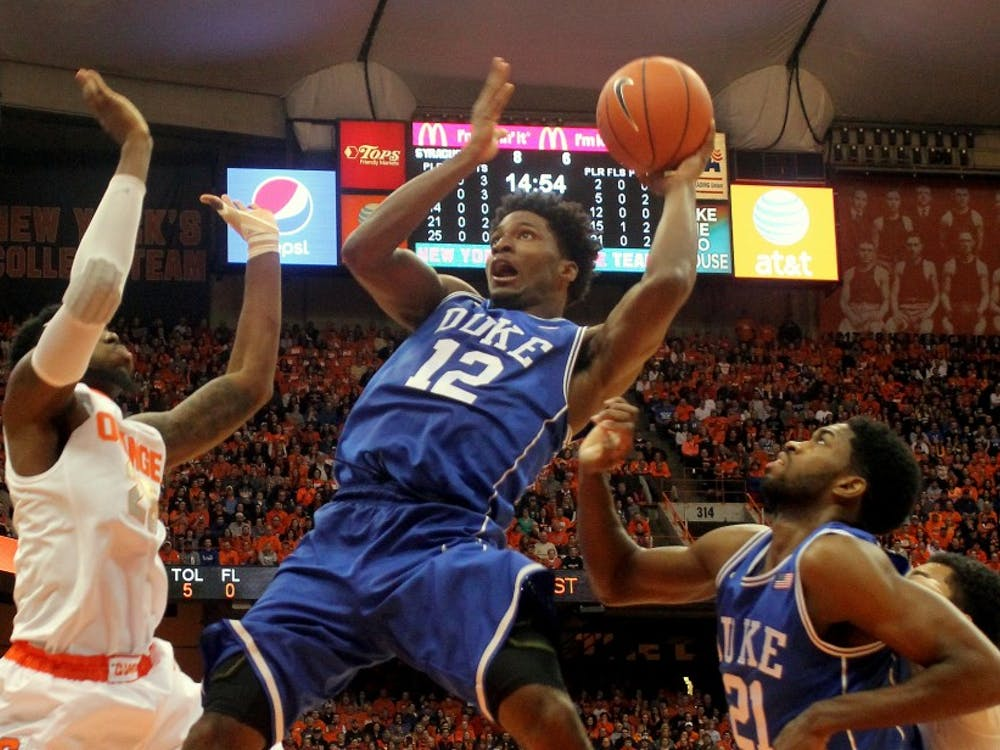 No. 4 Duke's first win at the Carrier Dome vs. Syracuse as an ACC foe did not come easily and was the next chapter in what could be another great conference rivalry.