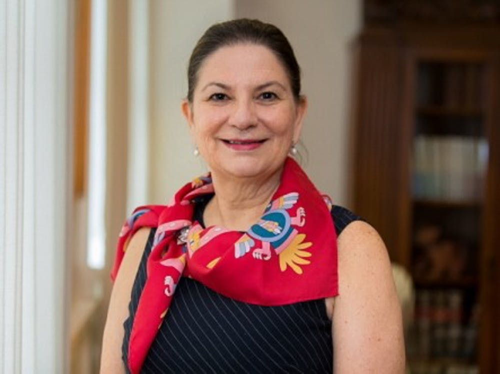 <p>Martha Bárcena Coqui has been Mexican ambassador to the United States since December 2018.</p>