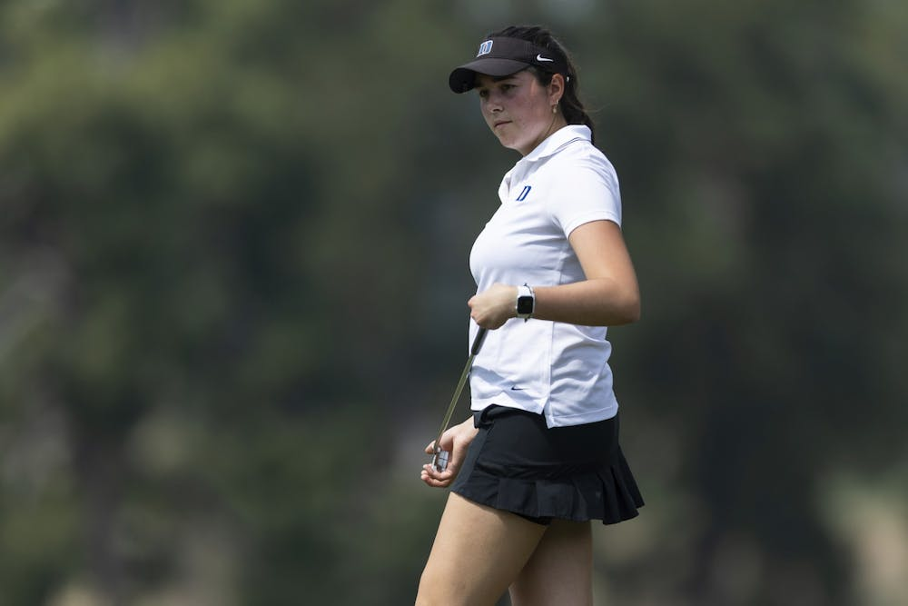 <p>Freshman Phoebe Brinker placed second in the invitational.</p>