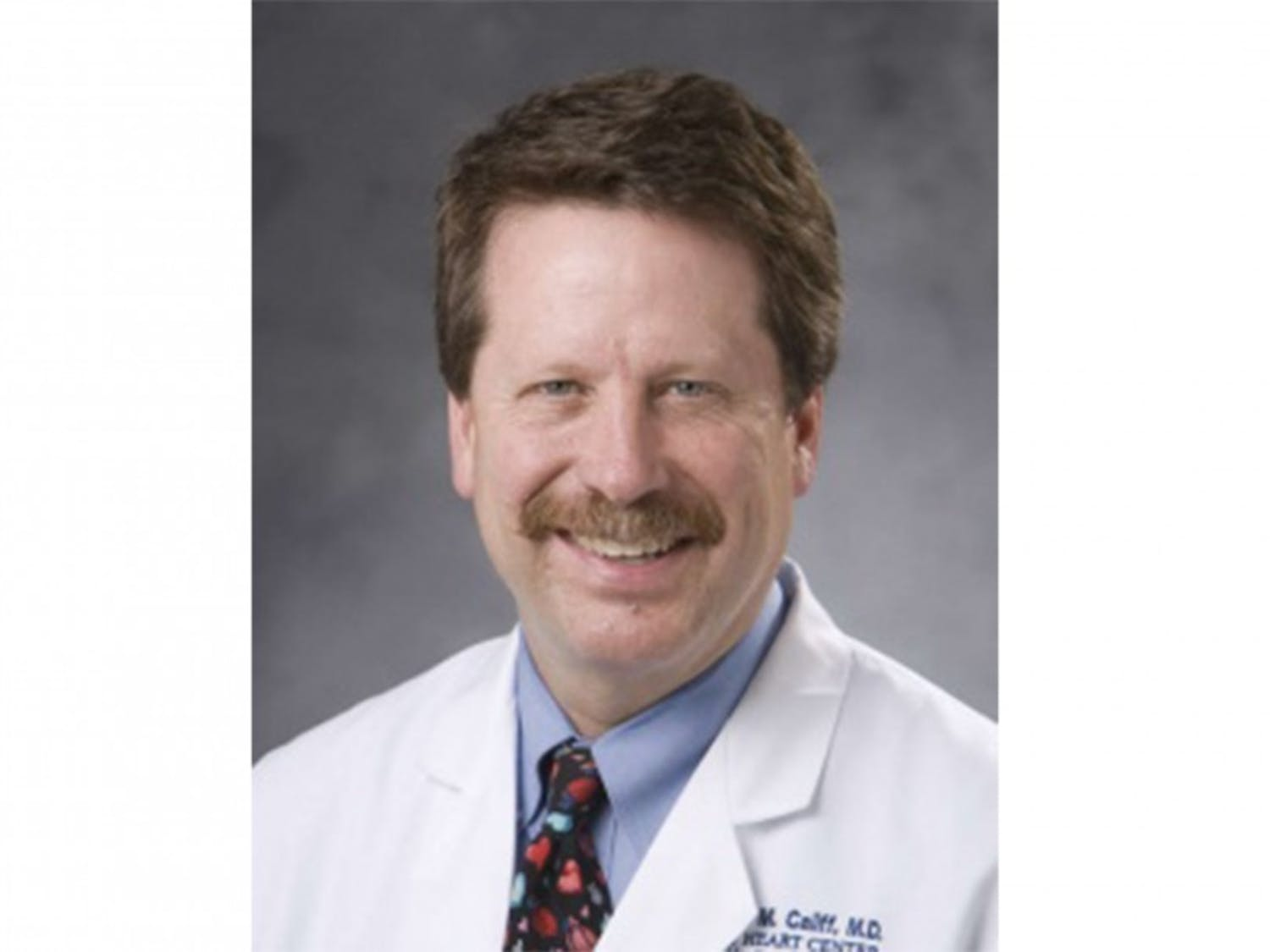 Dr. Robert Califf was FDA commissioner in President Obama's administrationand is nowa faculty member at the Duke Clinical Research Institute.