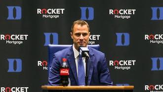 The 2022 recruiting class will play in Jon Scheyer's inaugural season as head coach.
