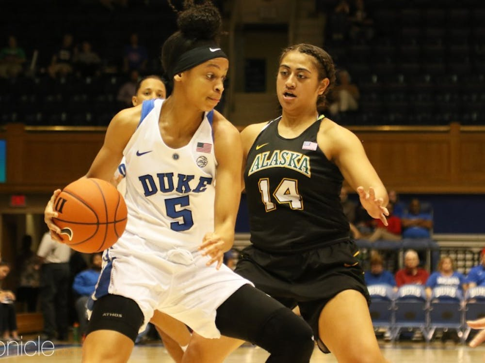 Leaonna Odom had 16 points and five rebounds Thursday.