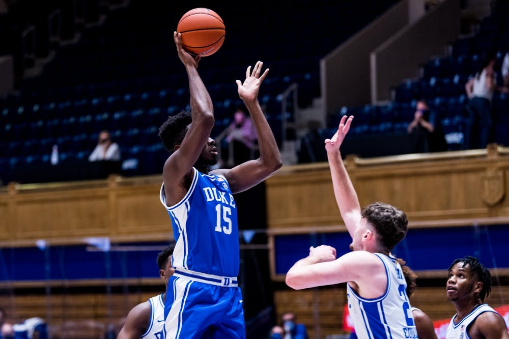 Mark Williams is one of several freshman who have the talent to make a big impact this season.
