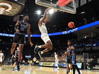 Duke couldn't contain Moses Wright all game, with the Georgia Tech senior exploding for 29 points and 14 rebounds.