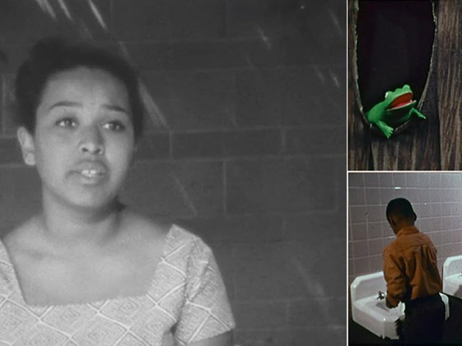 """The curated series of four short films was inspired by the essay """"Screening Race in American Non-Theatrical Film."""""""