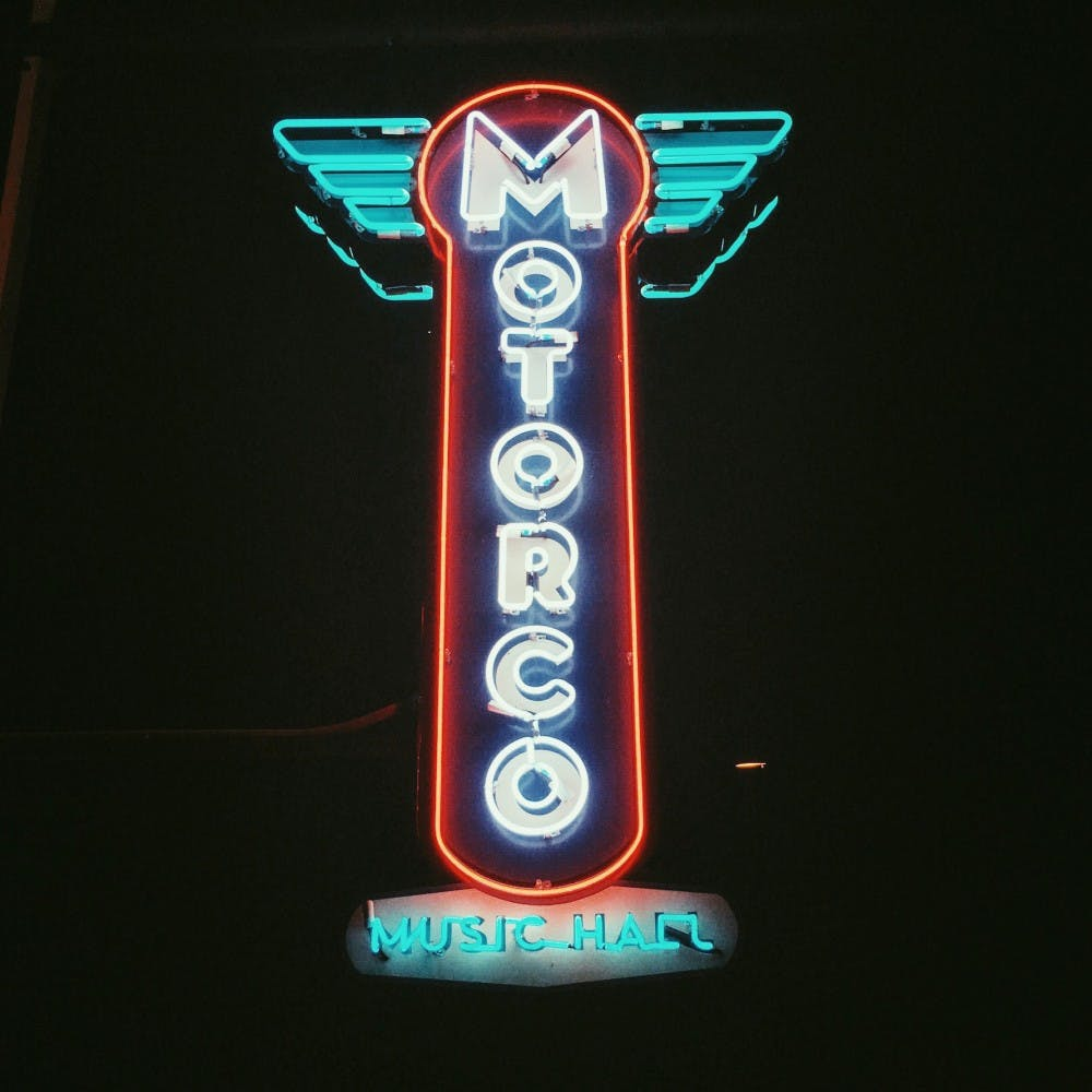 Motorco used to be a car dealership but has since become Durham's largest music venue, drawing in national headliners.