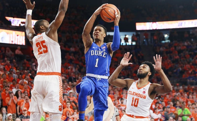The Blue Devils look a leap in the rankings after a perfect week against Virginia Tech and then-No. 11 Clemson.