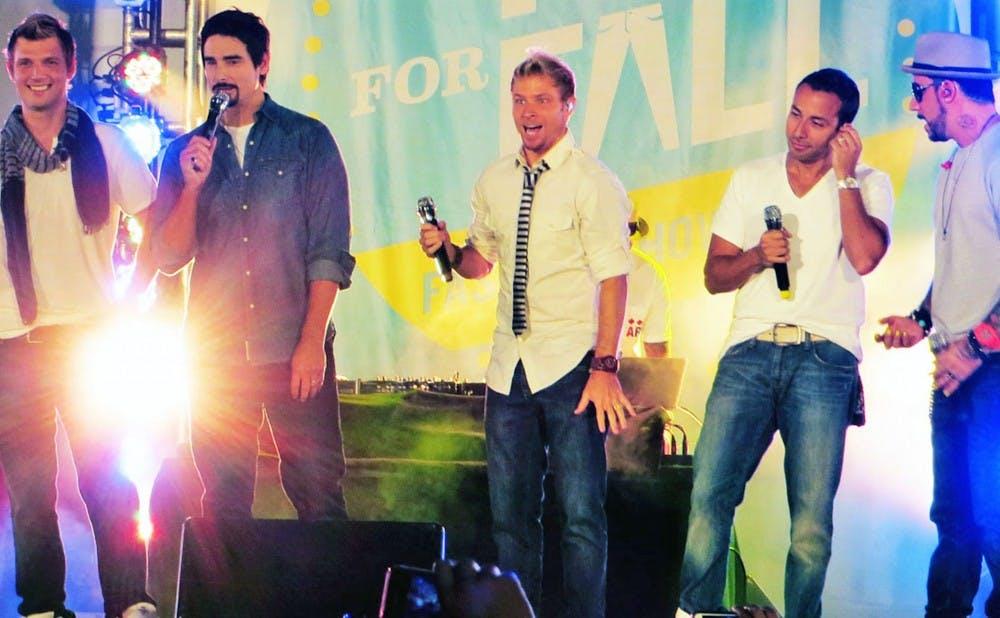 "The Backstreet Boys released their ninth studio album ""DNA"" Jan. 25."