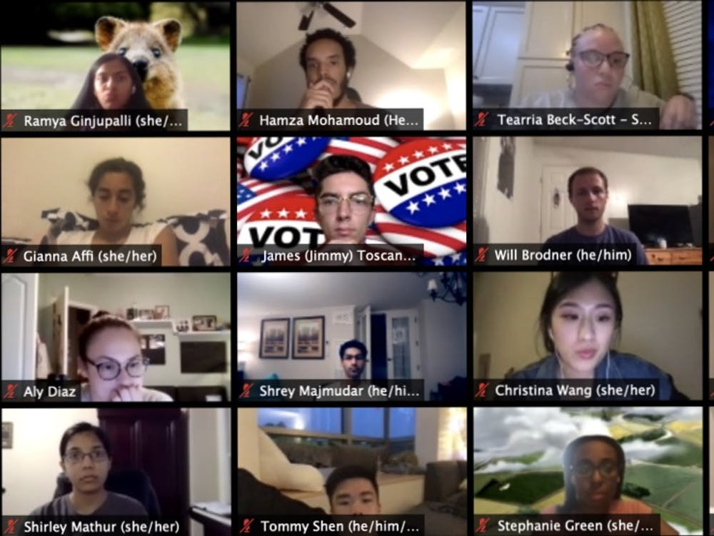 <p>The DSG Senate heard updates from several of its caucuses at its Aug. 26 meeting.&nbsp;</p>