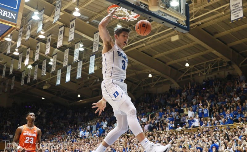 Duke will need Allen and the rest of the backcourt back on track against Virginia Tech.