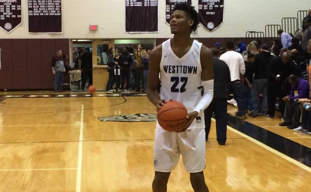 096bbb6b5ab5 A look ahead  Scouting Cam Reddish - The Chronicle